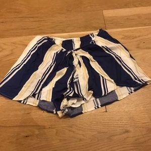 Cotton Candy LA Flowy Shorts